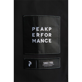 Peak Performance Sapphire Parka Heren, black